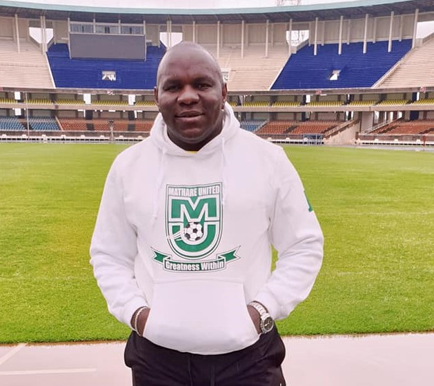 Mathare United CEO Jecton Obure says that his team is all for the new Premier League broadcast deal signed between FKF and Startimes (PIC: Mathare United)